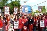 CNA plans Friday strike at four East Bay hospitals, spares San Leandro