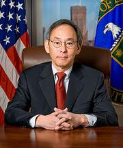 Steven Chu won the 1997 Nobel Prize in physics while at Stanford. He later taught at UC Berkeley and now heads the U.S. Department of Energy.