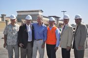 Paragon Outlet Partners with Livermore Mayor John Marchand.
