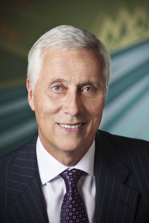 Umpqua Bank President and CEO Ray Davis.