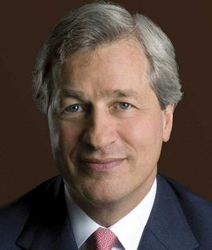 j.p. morgan chase ceo jamie dimon bank of america wells fargo possible debt downgrade moody's investors service