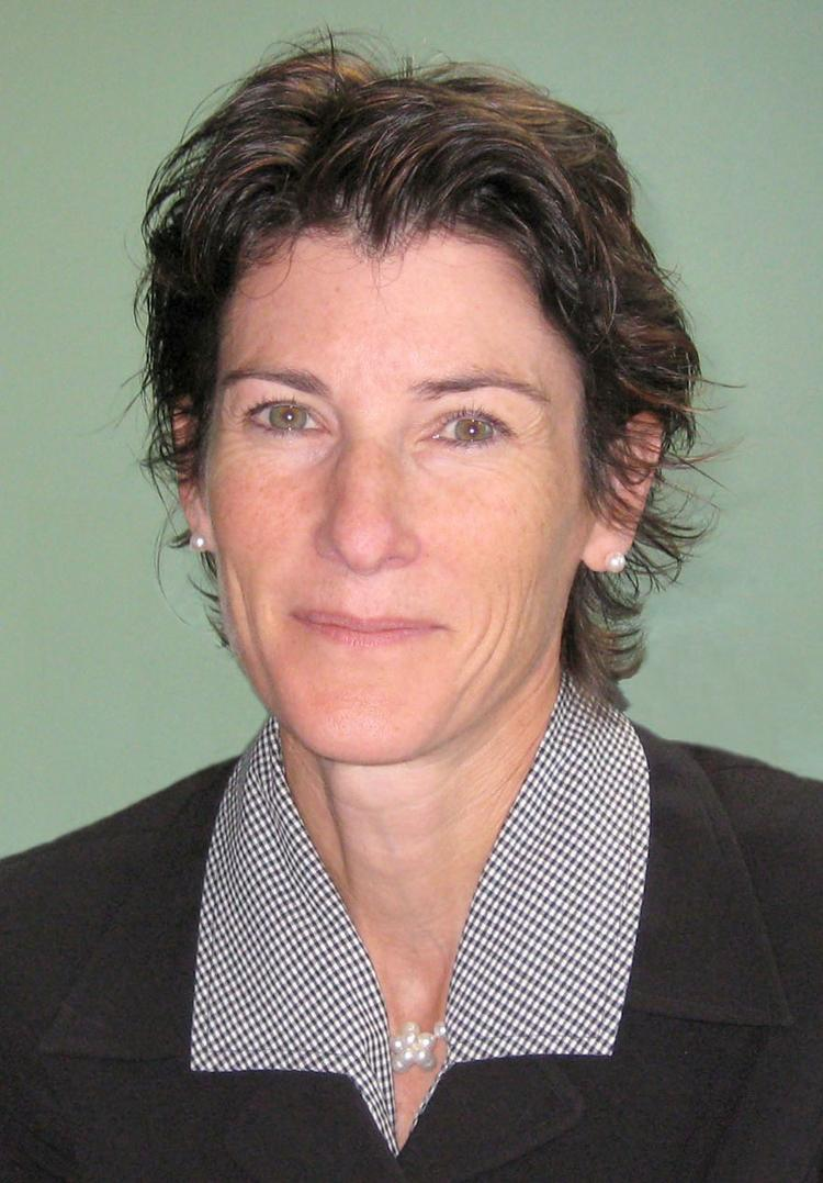 Dr. Susan Ehrlich, CEO of the county's San Mateo Medical Center.