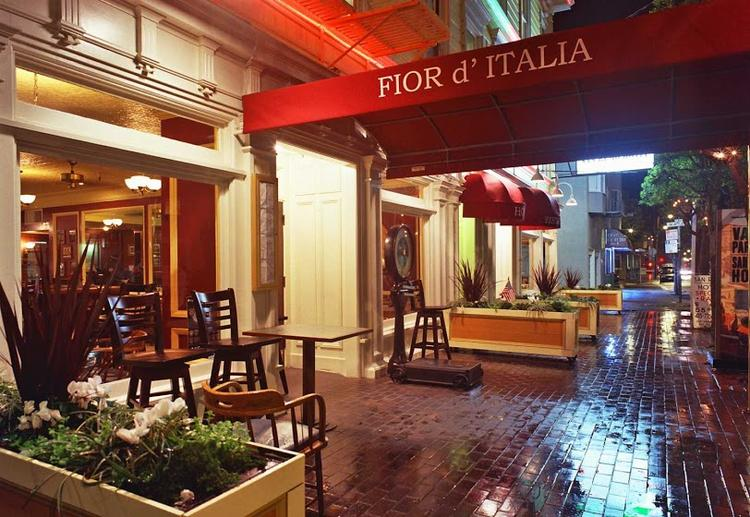 Fior d'Italia, San Francisco's 126-year-old restaurant that closed in May, had a grand reopening this week.