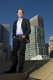 Most-Admired CEOs in the Bay Area Winner: Pete Flint, CEO of Trulia Category: Rising Star
