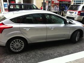 As it turns out, the Ford Focus Electric is well-suited for San Francisco driving.