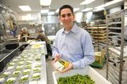 Most-Admired CEOs in the Bay Area Winner: Justin Gagnon, CEO of Choicelunch Category: Small business