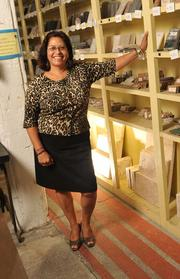 """Rose Garcia, 51 percent owner of ASN Natural Stone in San Francisco, steered her company to revenue of $2.2 million in 2012. With eight employees, Garcia leads with backbone. """"There needs to be someone at the top who makes final decisions,"""" she said."""