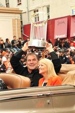 San Francisco Giants World Series parade in pictures