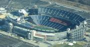 Gillette Stadium**  Foxboro, Mass.  Team: New England Patriots (NFL), New England Revolution (MLS).  Sponsor: Gillette.  Avg. annual value: $8 million.  No. of years: 15.  Total value: $240 million.  ** Includes 15-year extension signed in 2010.