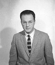 Donald Glaser of UC Berkeley won the 1960 Nobel Prize for physics.