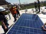 Grid Alternatives takes solar to low-income homeowners