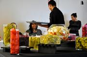 Guckenheimer's creativity meeting is held quarterly to test out potential new recipes submitted by company employees.