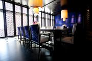 Hakkasan San Francisco has two private dining rooms, seating 20 and 10.
