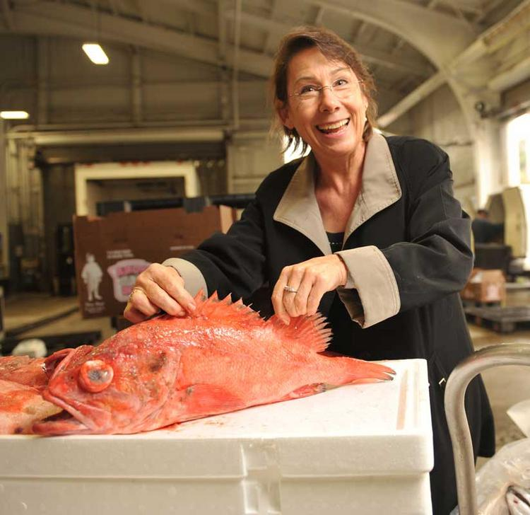 Peggy Howse has tremendous respect for the employees who fillet the $11 million of fish she will sell this year.