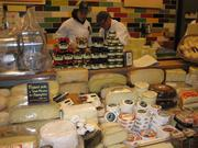 Haight Street Whole Foods' cheese case will carry 250 cheeses.