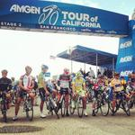 Amgen cycling race changes direction, literally