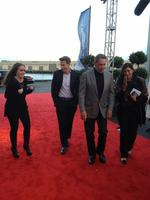 Larry Ellison's private America's Cup party