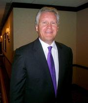 General Electric Chairman and CEO Jeffrey Immelt was the dinner speaker at the Stanford Institute for Economic Policy Research's economic summit March 9. Immelt said he's confident the United States will remain a leader in innovation.