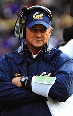 <strong>Cal</strong> fires football coach <strong>Jeff</strong> <strong>Tedford</strong>