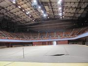 The City of Oakland wants to find a new use for the Kaiser Convention Center. Pictured here: the basketball arena.