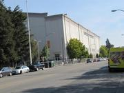The City of Oakland wants to find a new use for the Kaiser Convention Center. Pictured here: the rear exterior of the building.