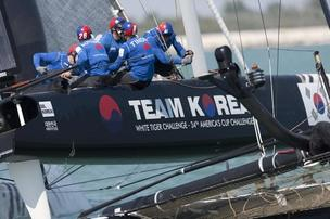 Team Korea.