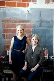 """Leigh Rawdon (left), CEO and co-founder of Tea Collection, which makes apparel for women and children, said, """"Build a brand that inspires. Tea Collection began with a vision to create a children's brand with global context. This mission still represents the foundation of our company — through our biannual trips around the globe to the new collections we release that share our firsthand discovery of a new destination."""" The company had 2012 revenue of $25.3 million, with 60 employees. Emily Meyer (right), chief creative officer and co-founder, said, """"Be the change you want to see. If you need to leave the office at five o'clock to brave a steep commute to get home to your family, do it. Make that the norm, not the apologetic."""""""