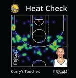 Warriors press full court on awesome digital player analytics: Take a look
