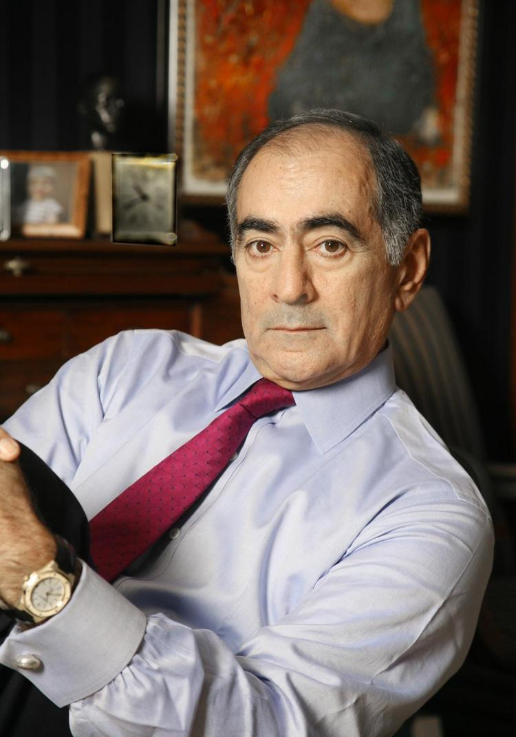 Former Morgan Stanley Chairman and CEO John Mack.