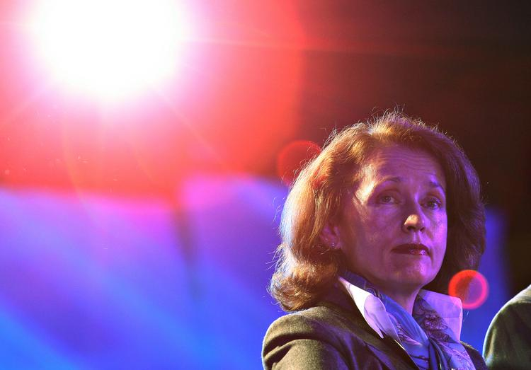 Margo Oge, former Director of Transportation and Air Quality, EPA, retired in September.