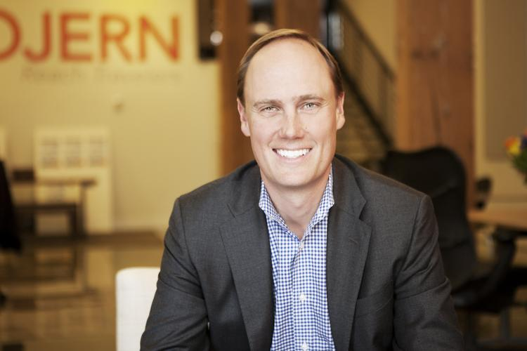 Mark Rabe, CEO of Sojern.