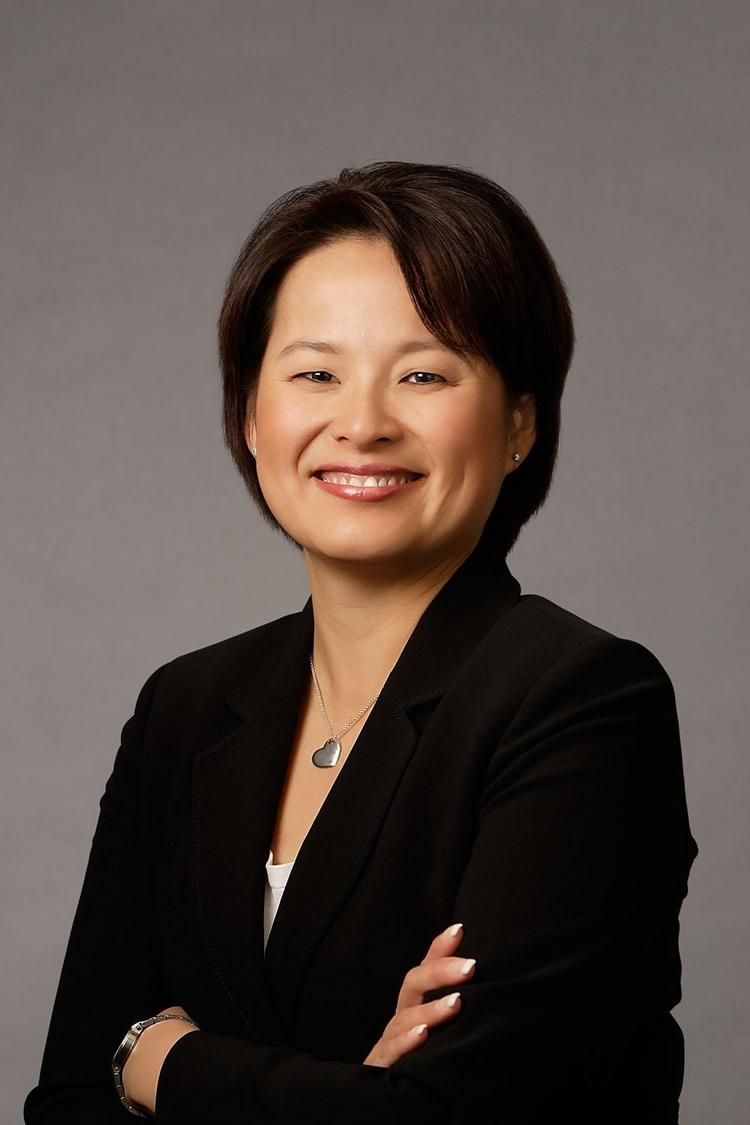 Alicia Moore, Wells Fargo's head of ATM banking.