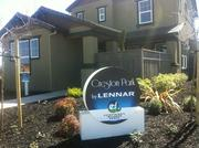 Lennar Corp. is building 77 homes in two developments in Mountain House.
