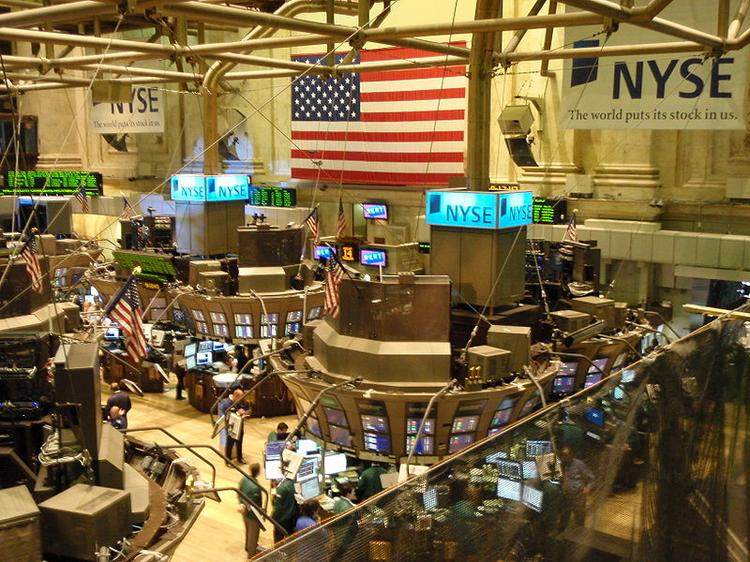 The New York Stock Exchange got 13 IPOs in 2012.