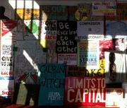 The Occupy Oakland movement has been criticized for attracting too many different causes.