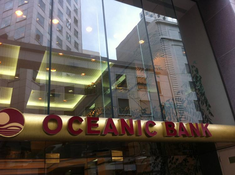 FNB Bancorp will pay $27.75 million in cash to acquire Oceanic Bank Holding Inc.