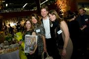 Alison Pincus (left) was recognized at the 40 Under 40 event at Levi Plaza March 7.