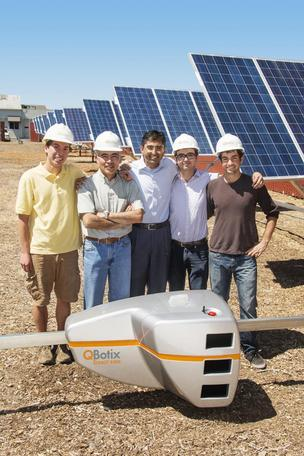 The Qbotix team pulled in one of Q3's more substantial cleantech investments form firms including Draper Fisher Jurvetson and New Enterprise Associates.
