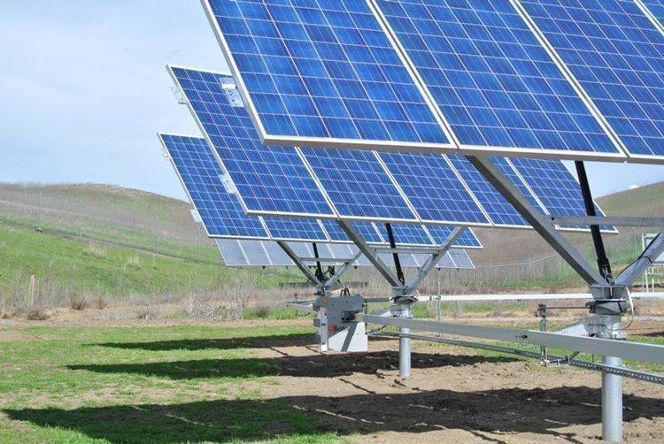Solar Impulse is using solar cells to power its planes flight across the U.S.
