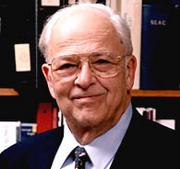 Burton Richter of the Stanford Linear Accelerator Center shared the 1976 Nobel Prize in physics.
