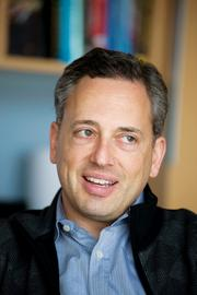 Best Social Media or Social Media Application: Yammer Pictured: CEO David Sacks