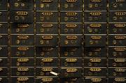 Bank of Italy safe deposit boxes