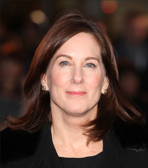 Kathleen Kennedy, Lucasfilm's new co-chair.