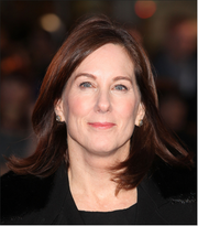 Lucasfilm's newly appointed President Kathleen Kennedy.