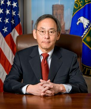 Steven Chu is stepping down from his position as Energy Secretary.