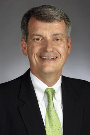 Wells Fargo Chief Financial Officer Tim Sloan.