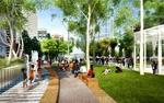 Hines, Boston Properties lock horns with city over Transbay Tower park costs