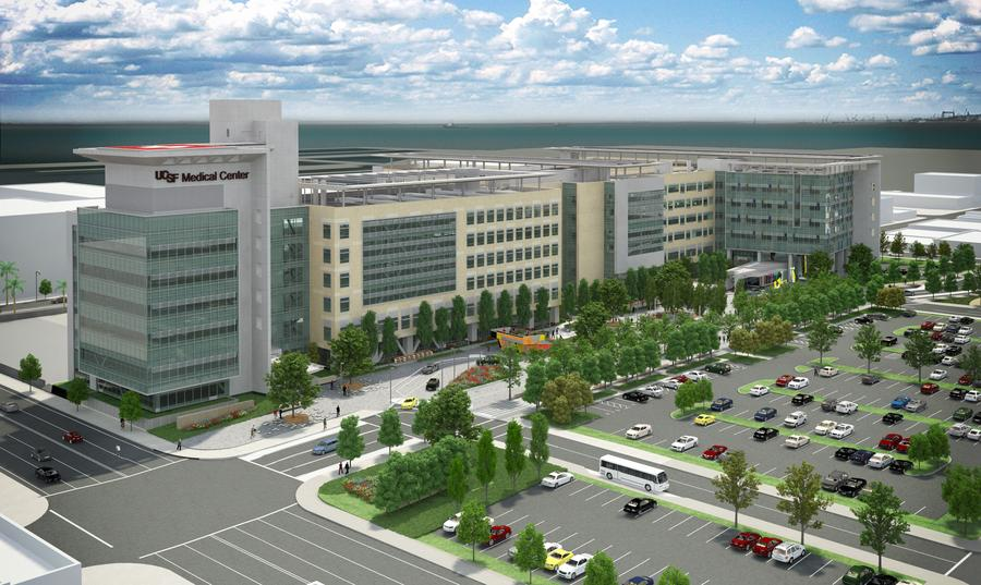 Top 5 Hospital Construction Projects, with images - San
