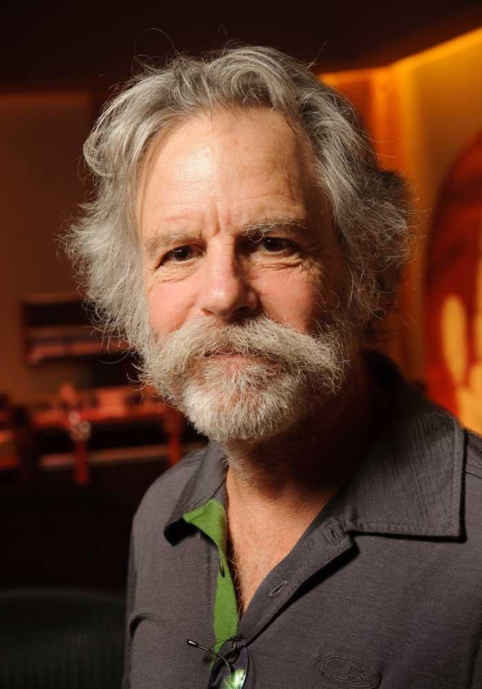 Grateful Dead founding member Bob Weir.