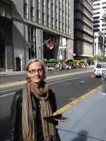 Occupy protesters at Wells Fargo's San Francisco headquarters voice their outrage